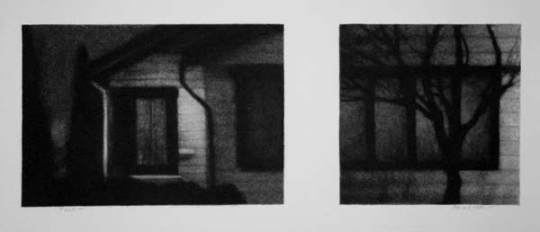 drawing titled House #1