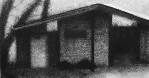 drawing titled House #14