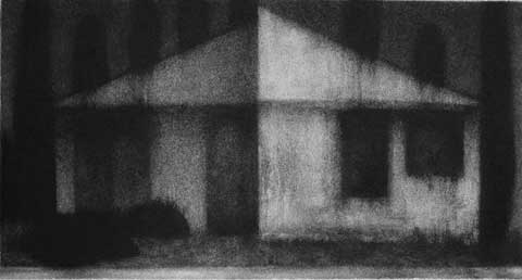 drawing titled House #5